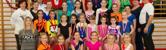 Gimnastičko takmičenje…
