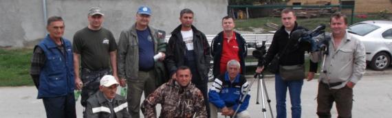 Radna akcija borovskih ribiča