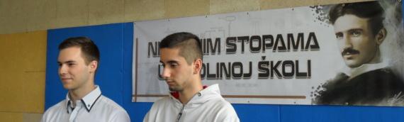 Jubilej Tehničke škole Nikole Tesle u Vukovaru