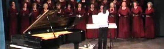 Koncert hora Jedinstvo iz Apatina u Dalju