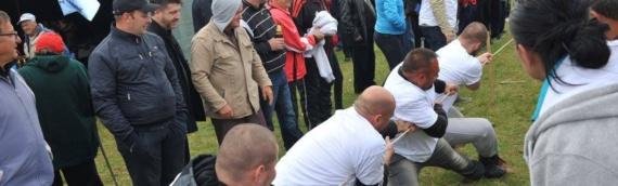 """Sportske igre na terenu """"Ozren"""" u Borovu, u nedelju, 12.maja 2019."""