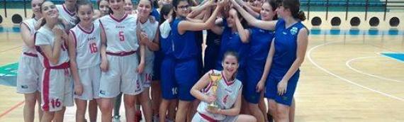 Borovske košarkašice ponovo prvakinje