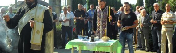 Sećanje na žrtve rata u Borovu