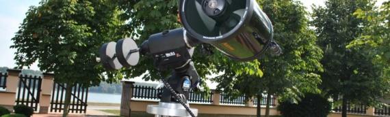 Teleskop u Milankovićevoj kući