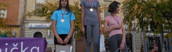 Uspeh mladih atletičara iz Borova