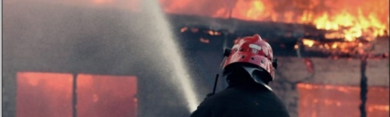 Požar u Borovu zbog neispravnog dimnjaka