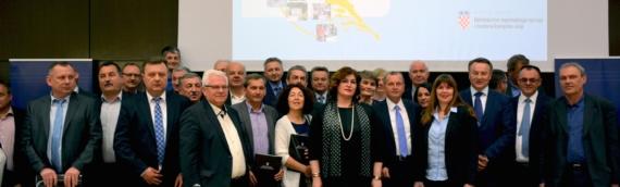 Potpisani ugovori za projekte na potpomognutim područjima