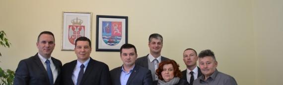 Sastanak predstavnika ZVO i Pokrajinskog sekretarijata za regionalni razvoj