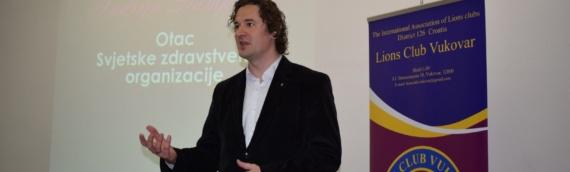 Vukovarski Lions klub obeležio Svetski dan zdravlja
