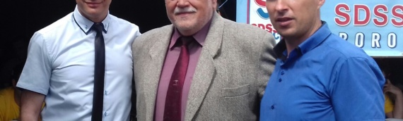 Borovski SDSS predstavio svoje kandidate na predstojećim izborima.