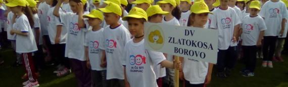 """Tri medalje za DV """"Zlatokosa"""" Borovo"""