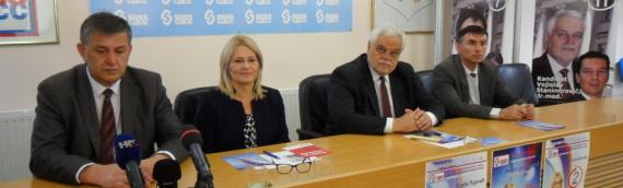 SDSS predstavio kandidate na lokalnim izborima