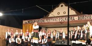 U Borovu održan 18.Međunarodni festival folklora