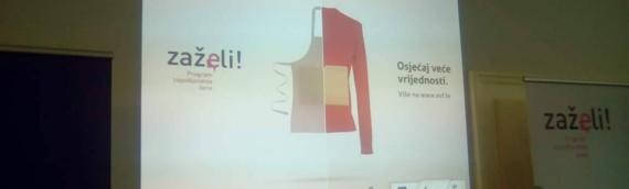 """Program """"Zaželi"""" predstavljen i u Vukovaru"""