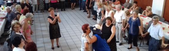 Udruženje penzionera i finansijski oštećenih penzionera opštine Erdut proslavilo krsnu slavu