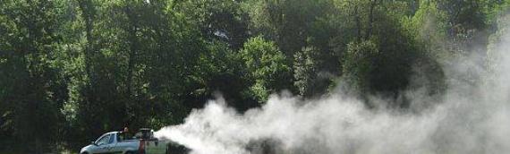 Tretiranje komaraca u Vukovaru