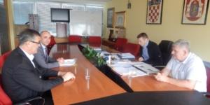 Јеремић и Ћурчић разговарали с вуковарским градоначелником
