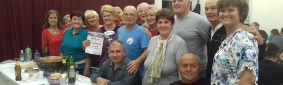 Crno-bela noć u Borovu okupila preko 200 Slogaša
