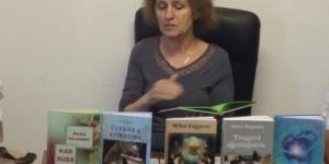 """Promocija zbirke novela """"Kad suza kane"""" Milke Kajganić 21.oktobra u Vukovaru"""