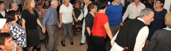 Ozrensko-posavsko veče u Borovu