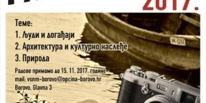 "Prijavite se na Foto-konkurs ""Borovska razglednica"""