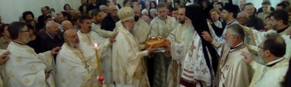 U Vukovaru proslavljena slava Eparhije osječkopoljske i baranjske