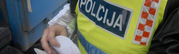 Policija traži očevica saobraćajne nesreće