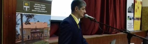 Obeležen Dan opštine Erdut: Prioritet je zaposliti i zadržati ljude