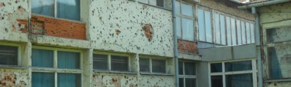 """Živi zid: Propuštena prilika za obnovu OŠ """"Nikole Andrića"""""""
