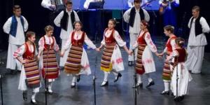 Završni program Festivala mladih KUD-a Sloga iz Vukovara