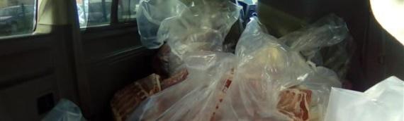 Otpremljena pomoć u hrani za bogosloviju manastira Krka