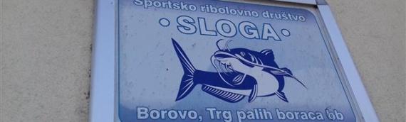 Borovo: Prodaja ribolovnih dozvola
