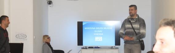 "Dvadeset godina Mirovne grupe mladih ""Dunav"" iz Vukovara."