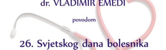 Vukovar: 4. Naučno stručni simpozijum dr. Vladimir Emedi