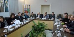 U Palati Srem u Vukovaru održan  sastanak delegacije Zajedničkog veća opština s ministarkom regionalnog razvoja i  fondova EU Gabrijelom Žalac