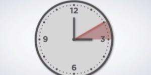 U nedelju, 25. marta počinje letnje računanje vremena