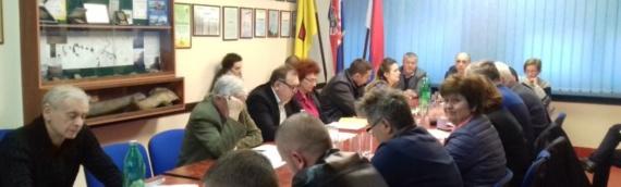 Zasedalo Opštinsko veće opštine Borovo