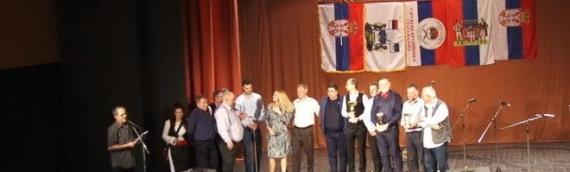 Dunavske zore osvojile 2.mesto na  Bećarac festu u Staroj Pazovi