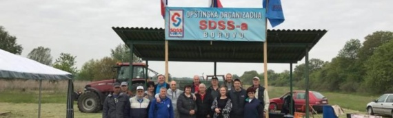 Borovski SDSS poziva na proslavu 1.maja