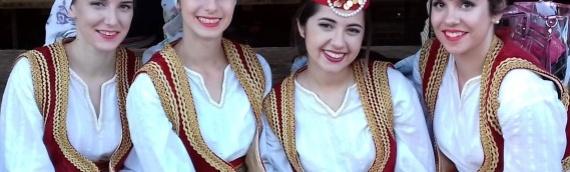 Održan 19. Međunarodni festival folklora u Borovu