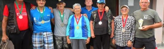 Na Poretku održano takmičenje u pecanju na plovak: Najbolji Igor Grujić