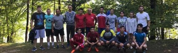 Najmlađi članovi borovskog DVD-a učestvovali na ekološko-rekreativnom kampu na Perućcu