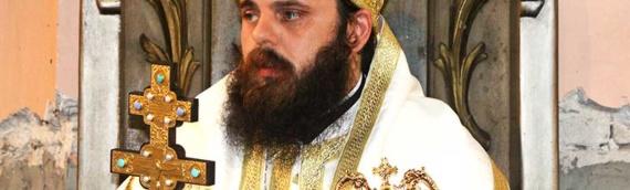 Sveta arhijerejska liturgija na Vaskrs u Osijeku