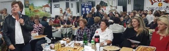 Aktiv žena SDSS-a obeležio Međunarodni dan žena sa sela