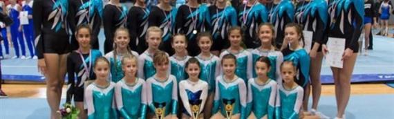 Vukovarske gimnastičarke nastupile u Požegi