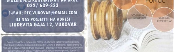 Besplatna pravna pomoć meštanima Borova, 29.avgusta od 10 do 12 časova