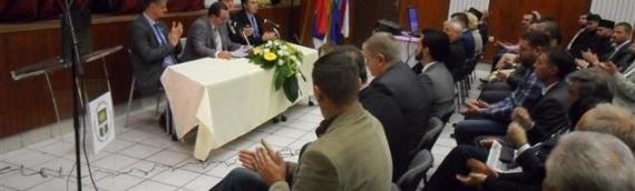 Dalj: Svečanom sednicom Obeležen Dan opštine Erdut i 23.godišnjica Erdutskog sporazuma