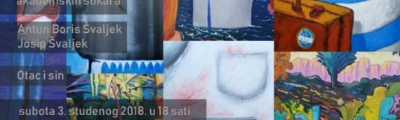 """Izložba """"Otac i sin"""" u Gradskom muzeju Vukovar"""