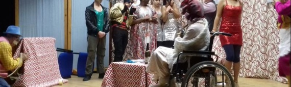 Pačetinski dramski amateri u Borovu odigrali humanitarnu predstavu za pomoć Đorđu Drobiću