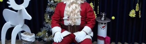 Deda Mraz stigao u Borovo